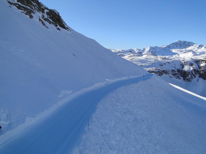 [Val d'Isère] Données sur les pistes Dsc05258