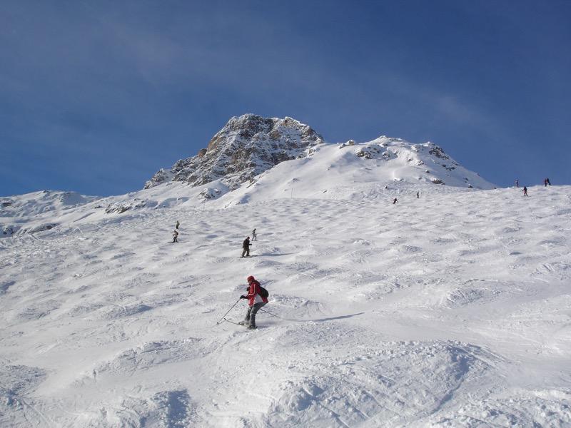 [Val d'Isère] Données sur les pistes Dsc05310