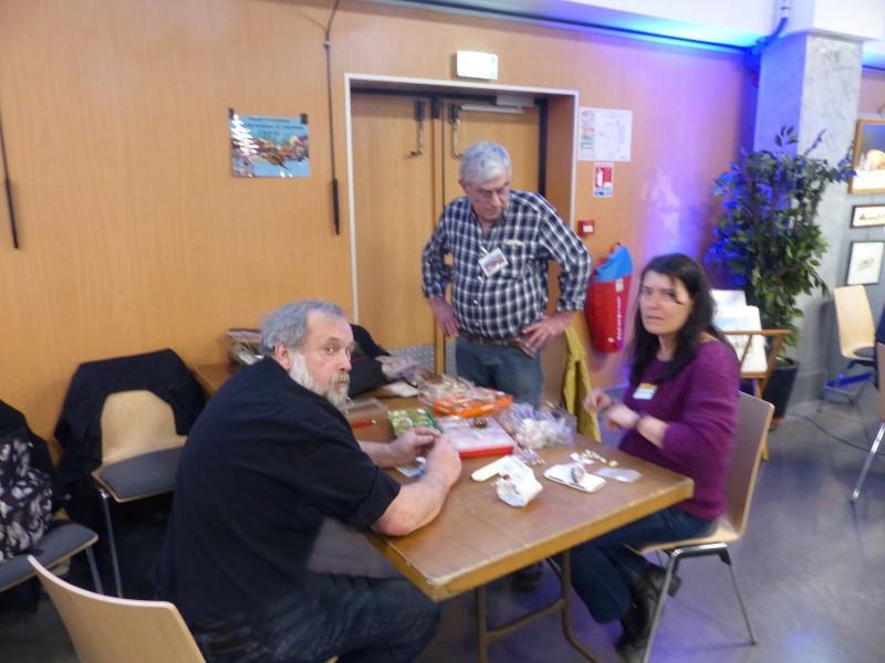 Paris 29 èmes Rencontres internationales du coquillage 11 & 12 mars 2017 Bourse11