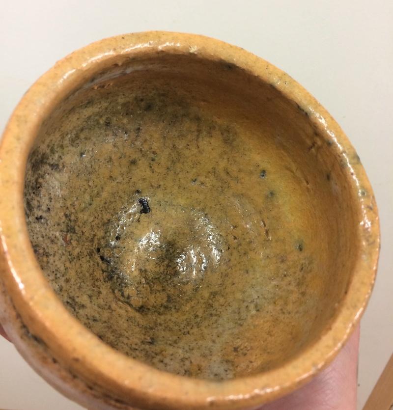 Raku teabowl  Img_4317