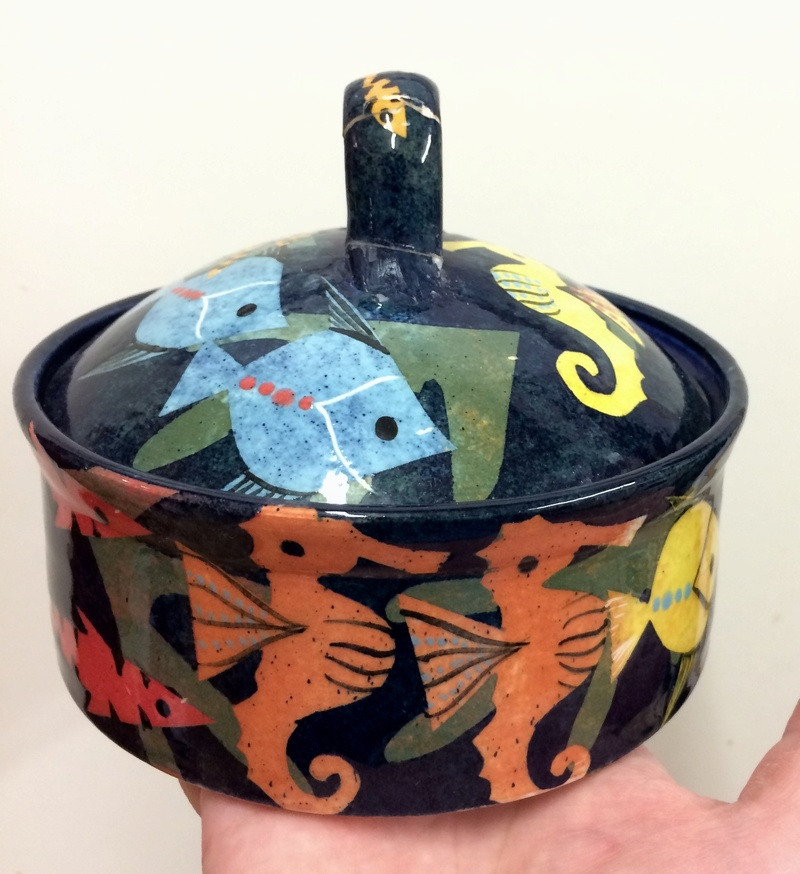 Pru Green, Gwili and Wivenhoe Potteries Img_9812