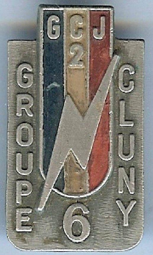 INSIGNES DES GROUPES du GROUPEMENT N°2 211