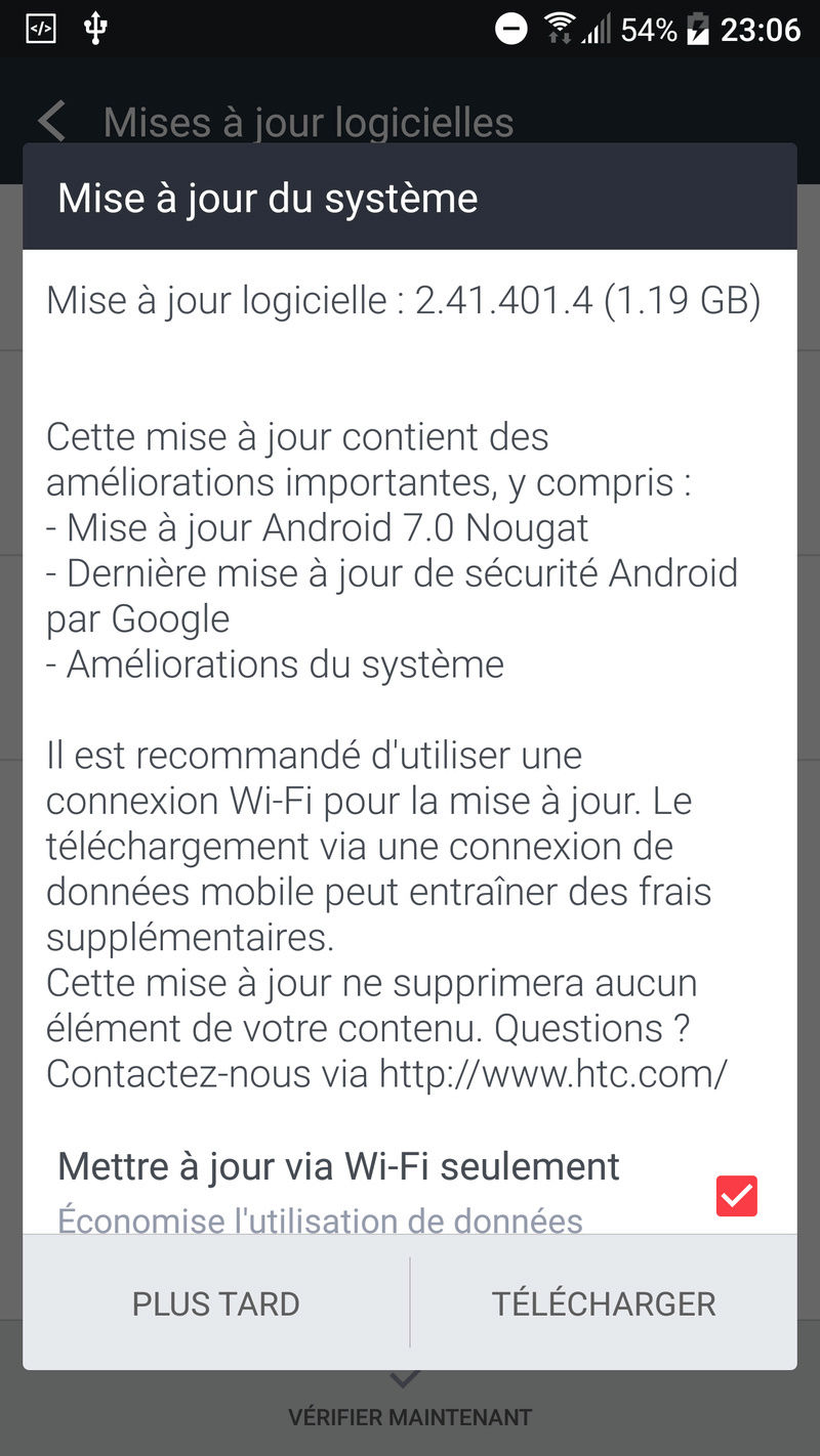 [TUTO/REGROUPEMENT] Flasher un firmware, un Ruu, une OTA au format zip, Backups TWRP, Recovery - Page 10 Screen12