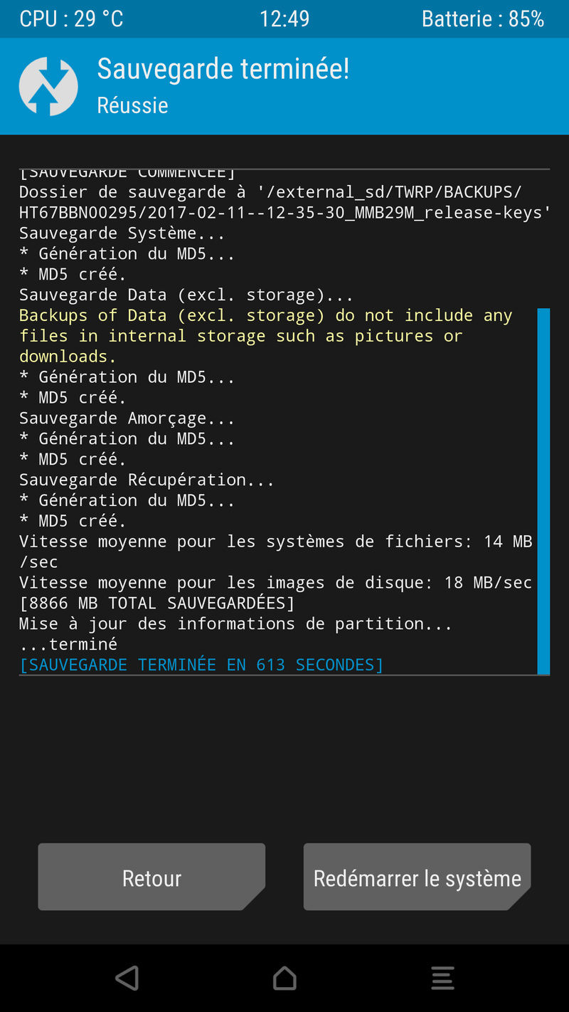 [ROM HTC 10] Pyrana Rom Oreo OR8 0.02 Aroma 02/02/2018 - Page 4 Screen13