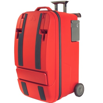 La valise Multi de Canailles Dream Rouge-11