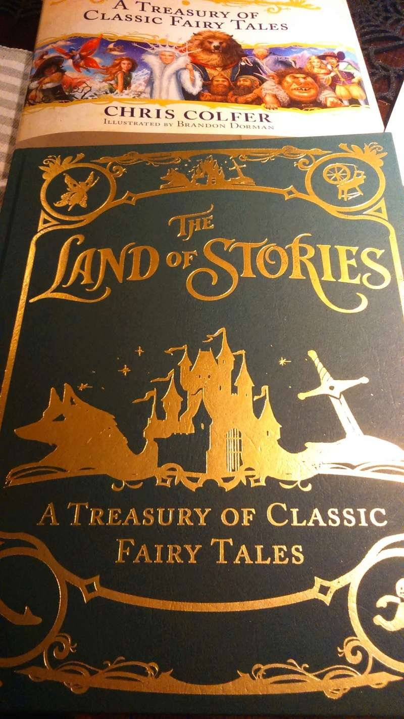 TLoS:  A Treasure of Classic Fairy Tales and Rhymes Dsc_0910