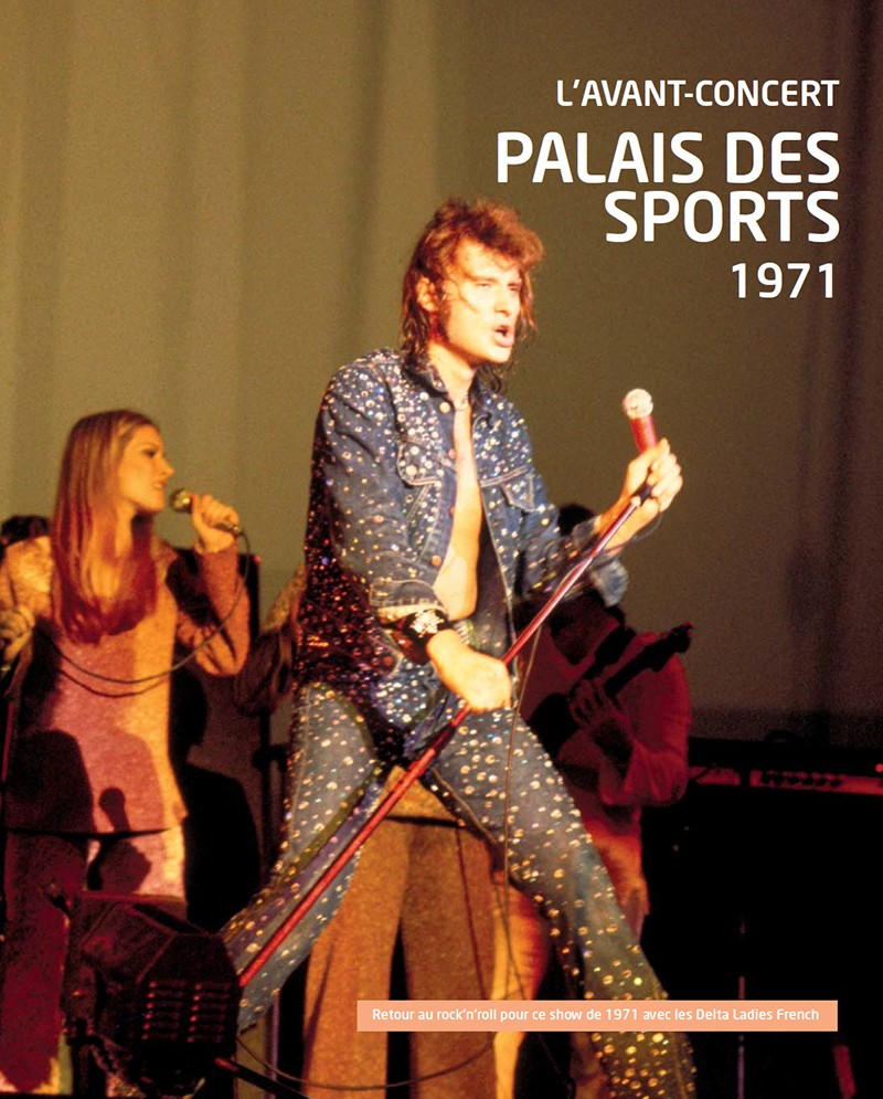 Volume 64 Palais des Sports 1971 Jhcoll20