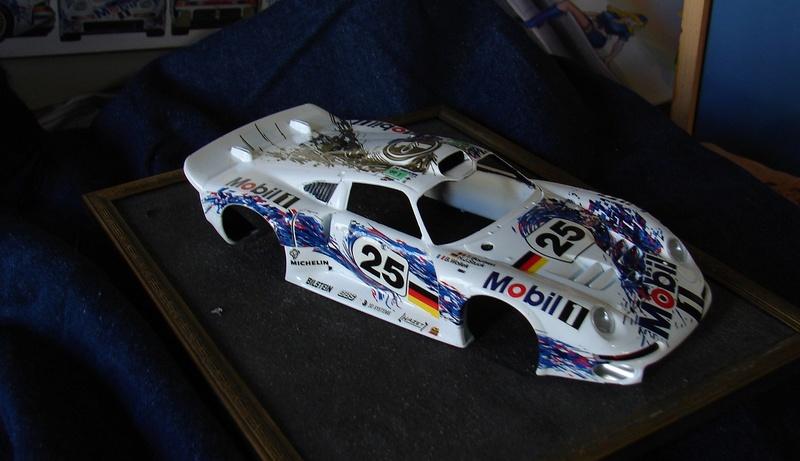 Porsche 911 GT1 Le Mans 1996 (Tamiya) Dsc00512