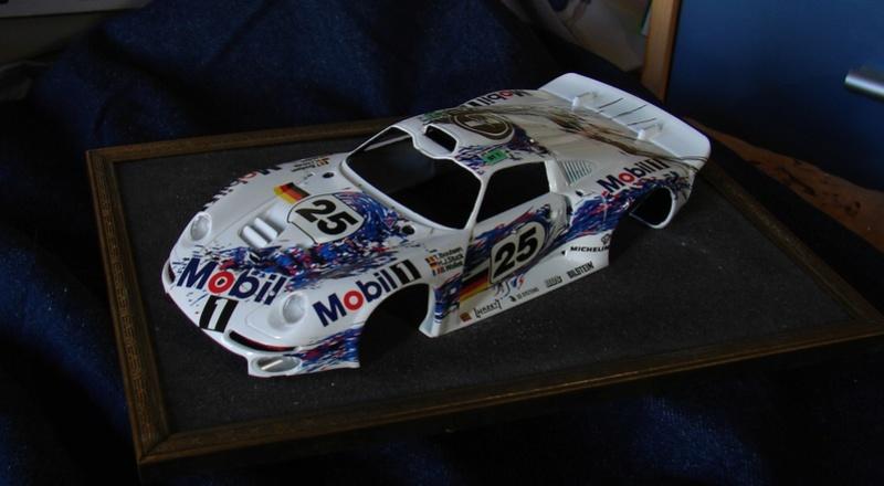 Porsche 911 GT1 Le Mans 1996 (Tamiya) Dsc00513