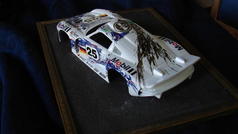 Porsche 911 GT1 Le Mans 1996 (Tamiya) Dsc00515