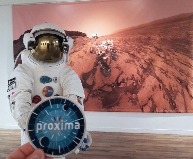 Mission Proxima - Encouragements à Thomas Pequet / #AllezThomas #Proxima - Page 3 20170121