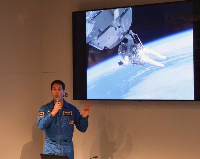 J-7 pour Thomas Pesquet - Mission Proxima / 17 novembre 2016 Dsc_0010
