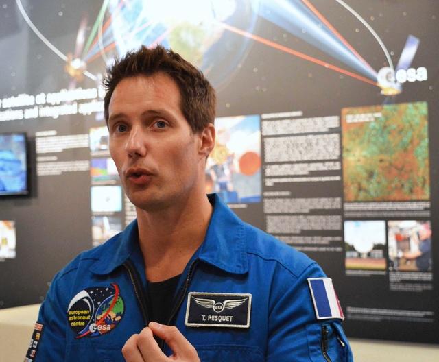 J-7 pour Thomas Pesquet - Mission Proxima / 17 novembre 2016 Dsc_0011