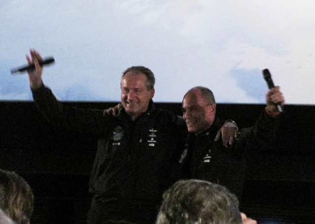 [TV Documentaire-Film] Solar Impulse l'Impossible tour du monde / 30 novembre 2016 sur France 5 Img_7311