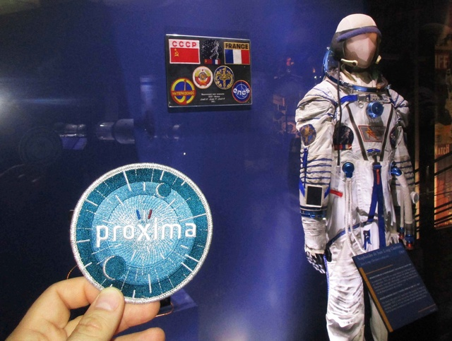 Mission Proxima - Encouragements à Thomas Pequet / #AllezThomas #Proxima Img_7513