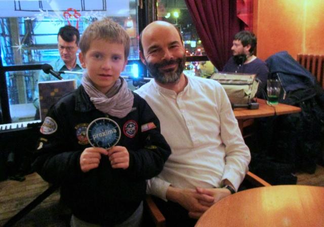 Mission Proxima - Encouragements à Thomas Pequet / #AllezThomas #Proxima - Page 2 Img_8411