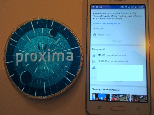 Mission Proxima - Encouragements à Thomas Pequet / #AllezThomas #Proxima - Page 4 Img_9220