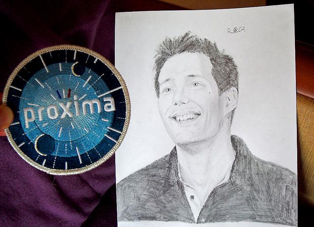 Mission Proxima - Encouragements à Thomas Pequet / #AllezThomas #Proxima - Page 3 Sam_2310