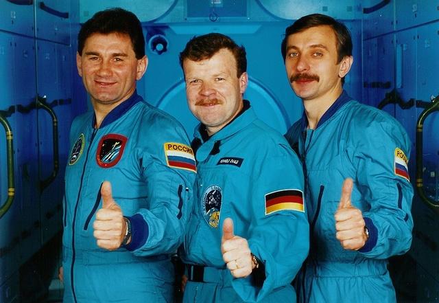 20ème anniversaire de la mission Soyouz TM-25 Soyouz11