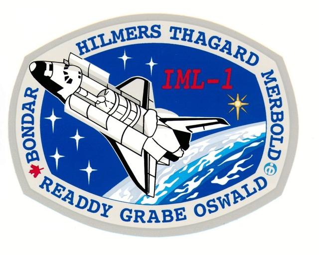 25ème anniversaire de la mission STS-42 / Roberta Bondar devient la première canadienne dans l'espace Sts-4210