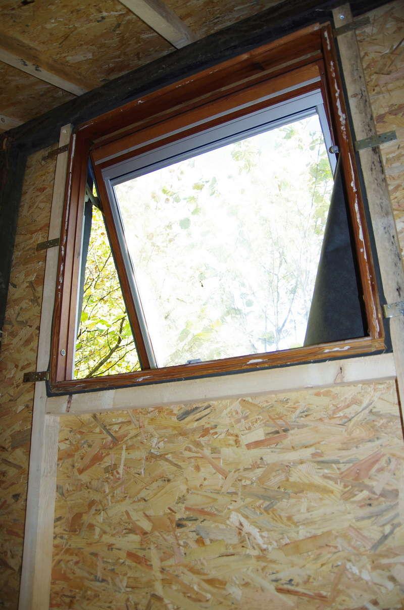 Cabane enfants à 2 étages par marc68 Cabane35