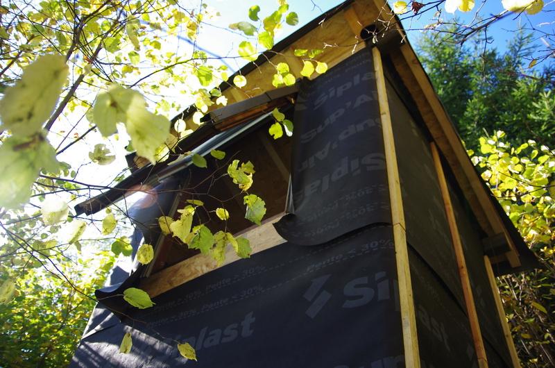 Cabane enfants à 2 étages par marc68 Cabane36