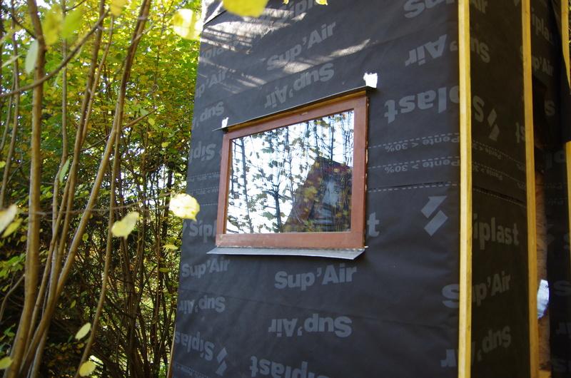Cabane enfants à 2 étages par marc68 Cabane37
