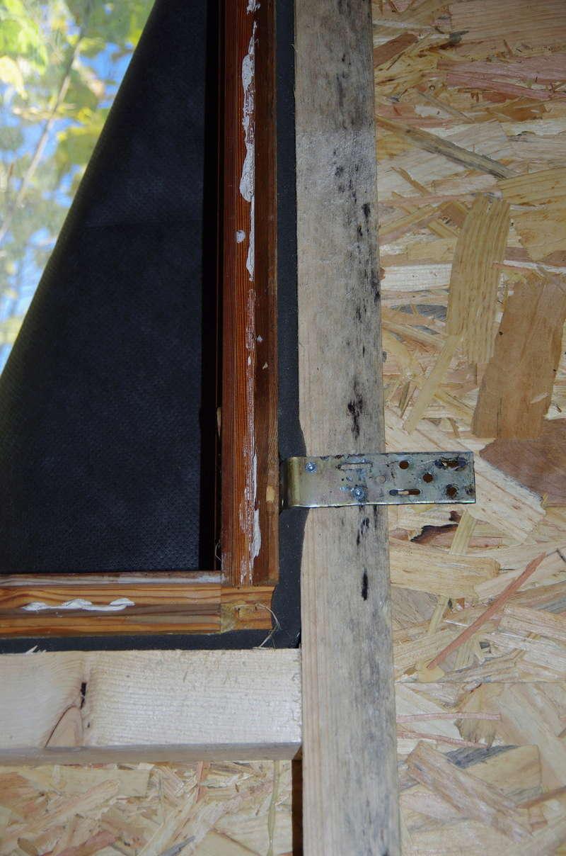 Cabane enfants à 2 étages par marc68 Cabane39