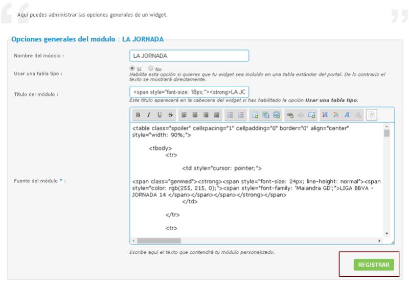 Editar Gestion del Portal - estructura Fallo_10
