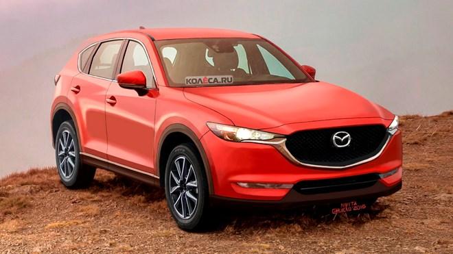 2017 - [Mazda] CX-5 II - Page 3 Mazdac10