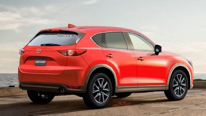 2017 - [Mazda] CX-5 II - Page 3 Mazdac11