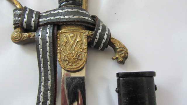 sabre d'officier Eickhorn cavalerie période 1934-1935 Img_6029