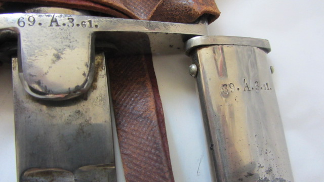 Sabre du 69ème régiment d'artillerie de campagne à lame gravée Img_6176