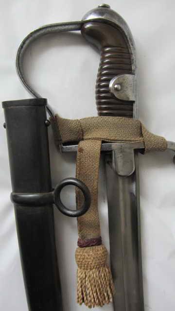 Sabre de combat d'artilleur Img_6213