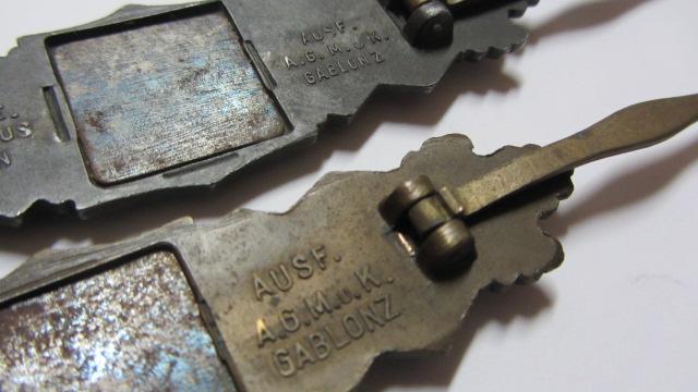 Les 2 types de marquage de l'AGMUK  Img_6313