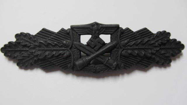 """Barrette des corps à corps bronze """"FLL"""" sans contre-plaque Img_6320"""