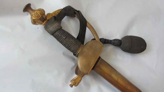 Epée d'officier de garde du corps  Img_6424