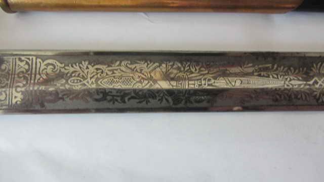 Epée d'officier de garde du corps  Img_6428