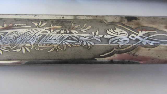 Epée d'officier de garde du corps  Img_6430