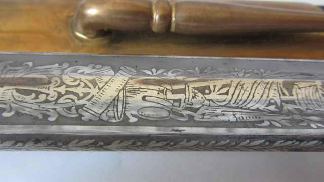 Epée d'officier de garde du corps  Img_6433