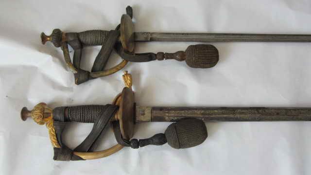 Epée d'officier de garde du corps  Img_6438