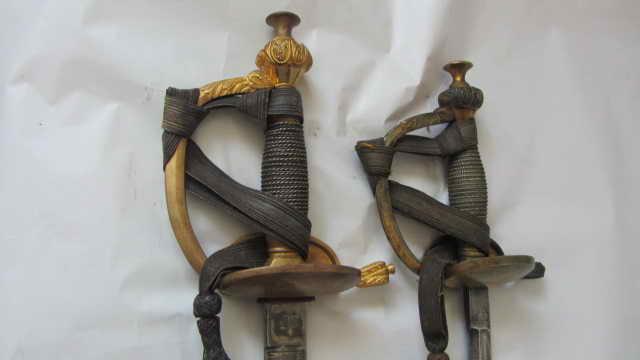 Epée d'officier de garde du corps  Img_6439