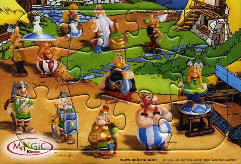 puzzle Kinder  4537910