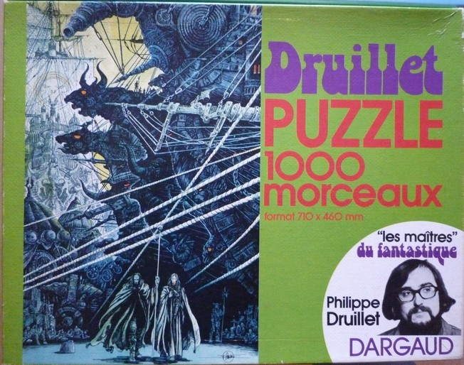 Les acquisitions de PuzzlesBD Druill10
