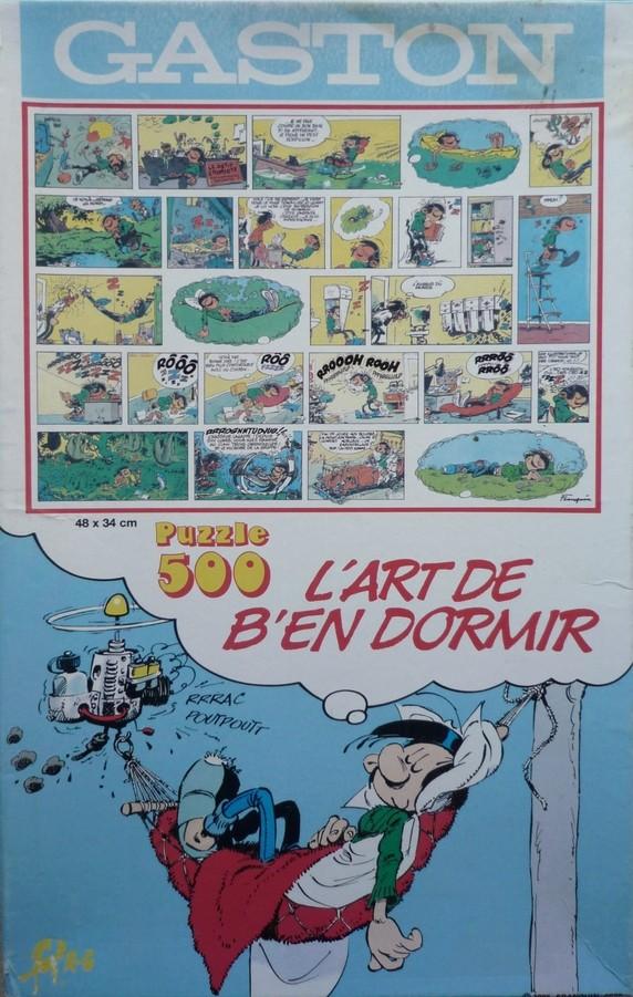 Les acquisitions de PuzzlesBD - Page 2 Gaston10
