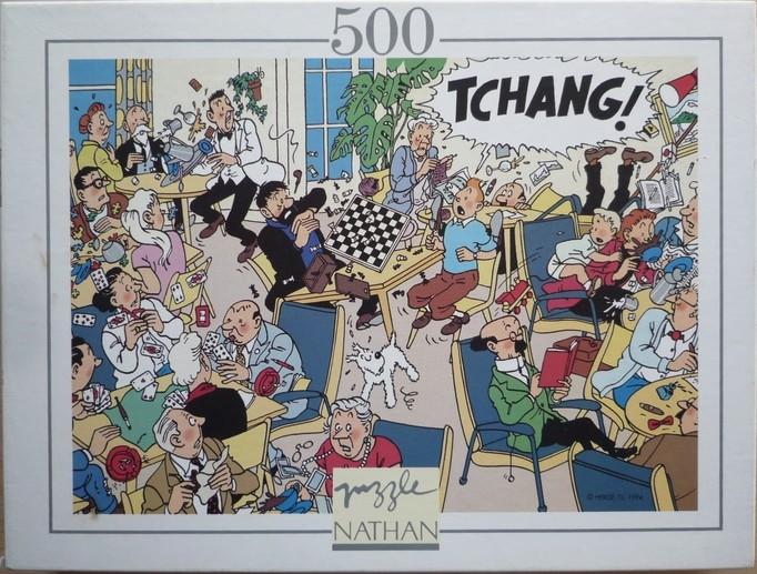 Les acquisitions de PuzzlesBD - Page 2 Tintin11