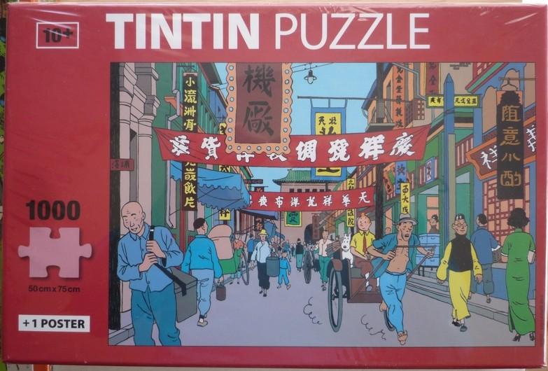 Les acquisitions de PuzzlesBD - Page 2 Tintin12