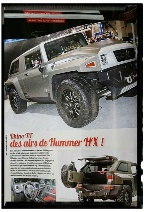 Hummer HX ? de retour ? 16142311