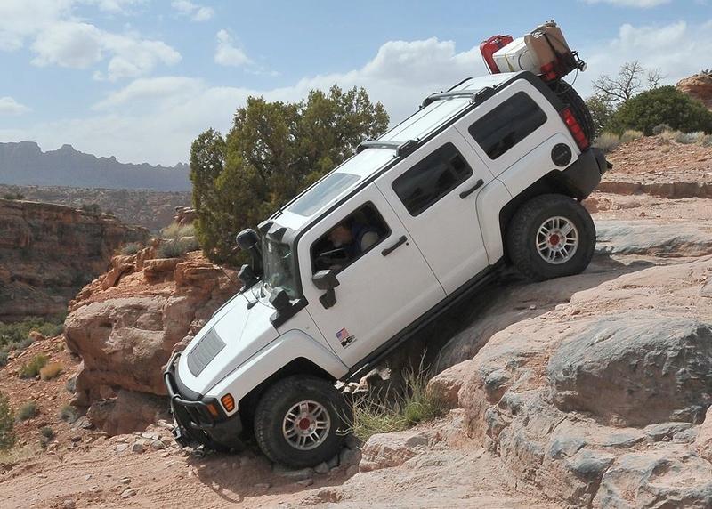 Le Hummer H3 est taillé pour l'aventure ! 16649310
