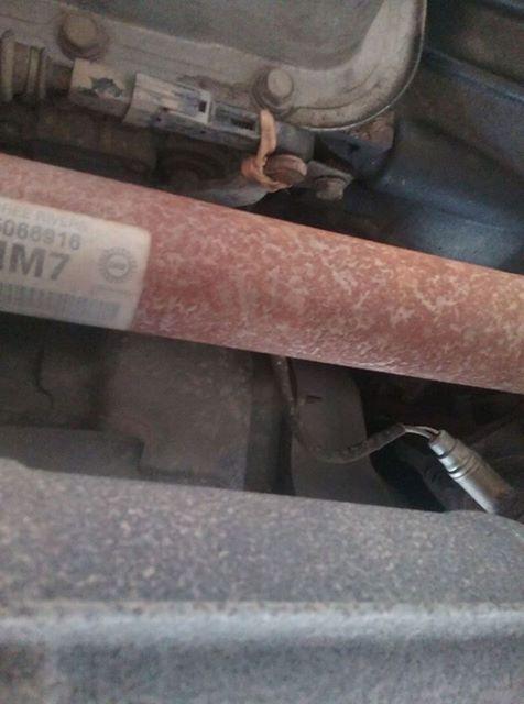 Fixation sélecteur de vitesse du Hummer H2 16683911